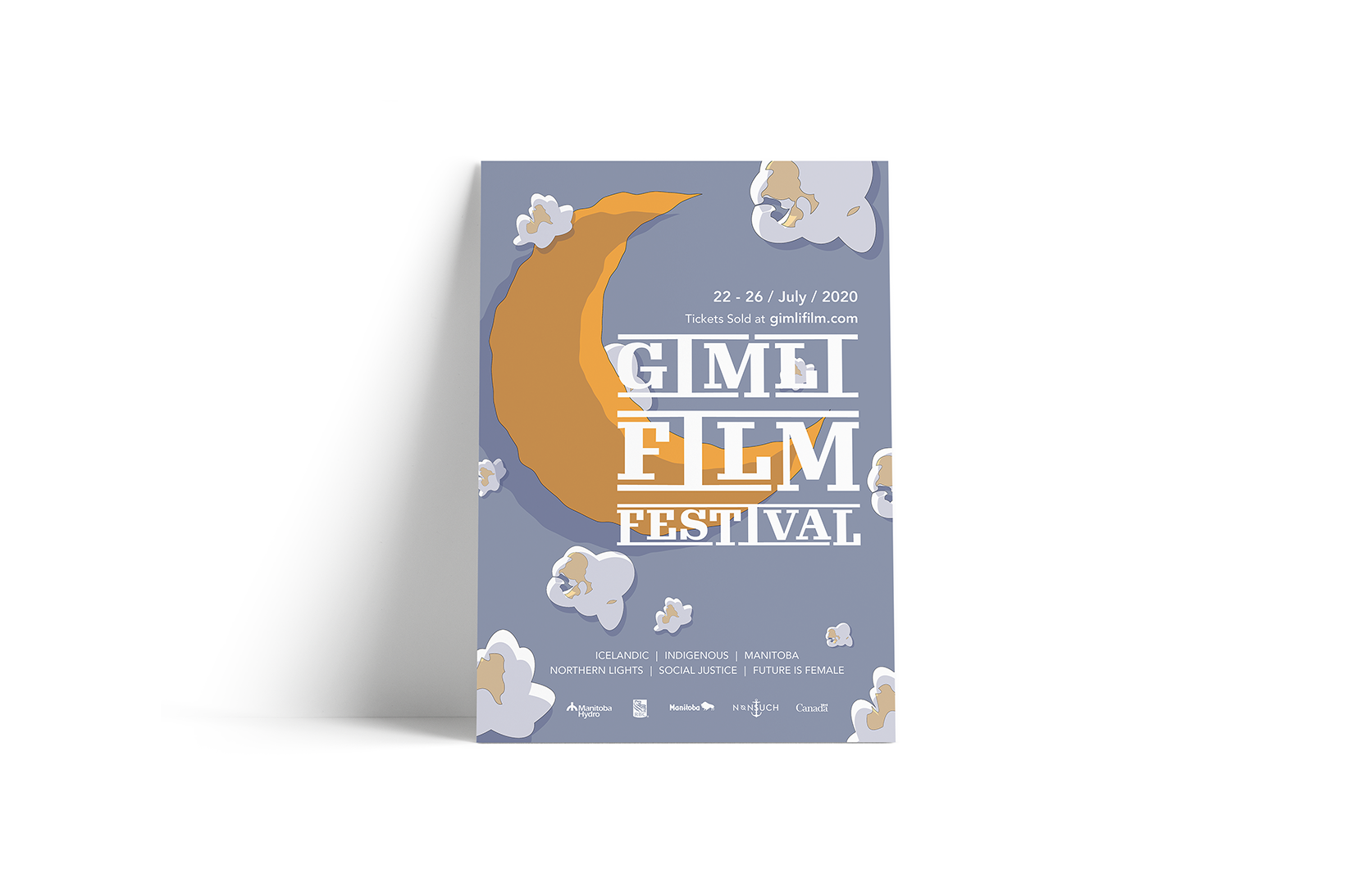 An image of the gimli film festival poster